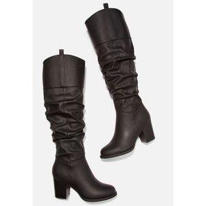 JUSTFAB  Heeled Boot